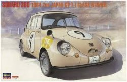 1/24 Subaru 360 1964 2nd Time Japan GP T-1 Cl