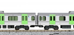 10-1469 E235 Yamanote Line Add-On Set A (4 Ca