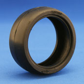 M-Chassis 60 Low Height Tires Mc34 (inc Inner Sponge): 2pc