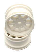 24128 White Reinforced M-Chassis Wheels - Click Image to Close