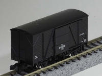 J.N.R. Covered Wagon Type WAMU90000 Express