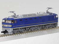 J.R. Electric Locomotive Type EF65-500 Type F