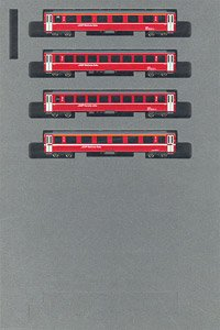 10-1414 Rhatische Bahn EWI Add-On 4-Car Set