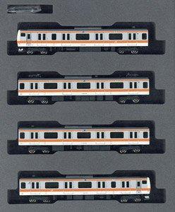 10-1474 Series E233 Chuo Line H Formation Add