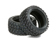 M Chassis Rally Block Tires - 2pcs