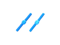 54248 Aluminum Turnbuckle Shaft - 3x23mm (2pcs)
