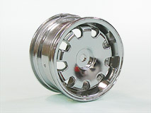BL271 M-Chassis 9 Spoke Wheel Chrome