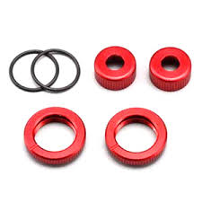 BR-S4C DIB O Ring Cap Adjust Nut (Red)