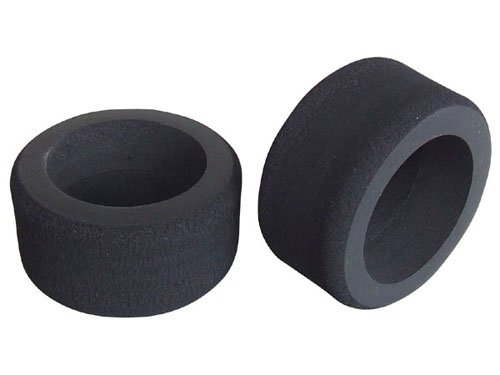 FO401H F104 Rubber Hard Front Tires (2pcs) - Click Image to Close