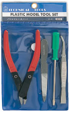 A-4 Plastic Model Tool Set