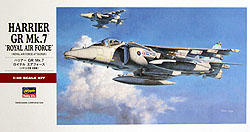 "HARRIER GR Mk.7 """"ROYAL AIR FORCE"""""