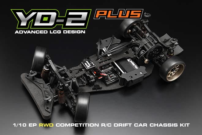 DP-YD2PLS RWD Drift Car YD-2 Plus