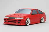 SD-86LB Hayashi AE86 Levin (Graphic Decal Less)